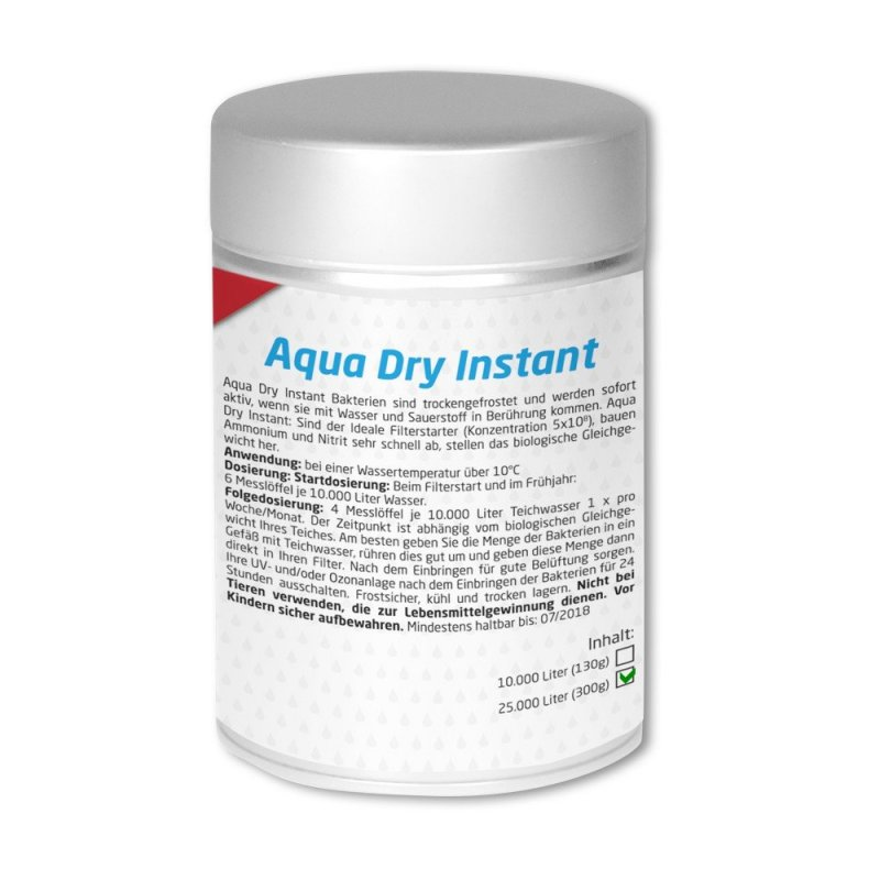 Aqua Dry Instant 300g