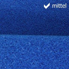 Schaumstoff Filtermatten mittel 100x100x5cm