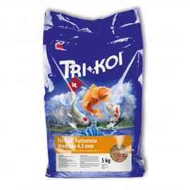 Tri Koi® Futter Mix Medium 4,5mm